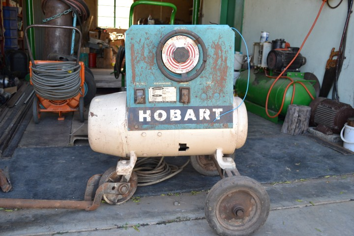 Hobart M-250 Wiring Diagram - Weld Talk Message Boards on old hobart welder parts, old hobart welder generator, old hobart welder manual,