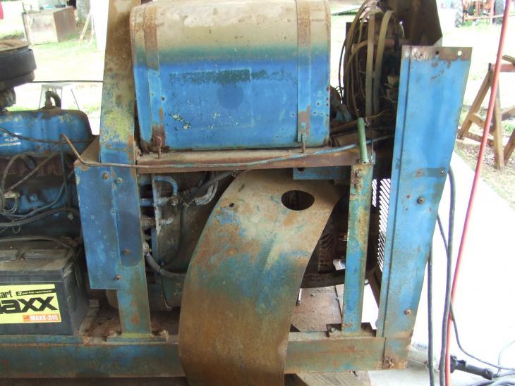 I killed my Hobart GR-303 engine driven welder! Please Help! - Weld