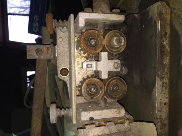 Seeking Manual, Hobart 27 wire feeder  - Weld Talk Message